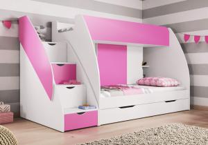 łóżka Piętrowe Dziecięce Luxor Meble Twój Internetowy